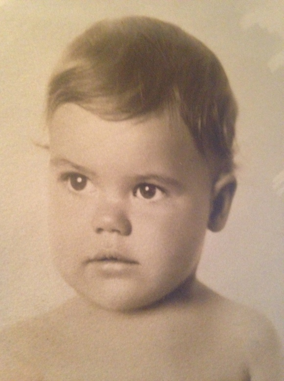 THIS is my dad. Whoops. Thanks for the correction, you guys looked A LOT alike.