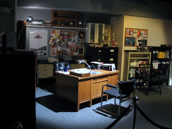 The_X-Files_Office