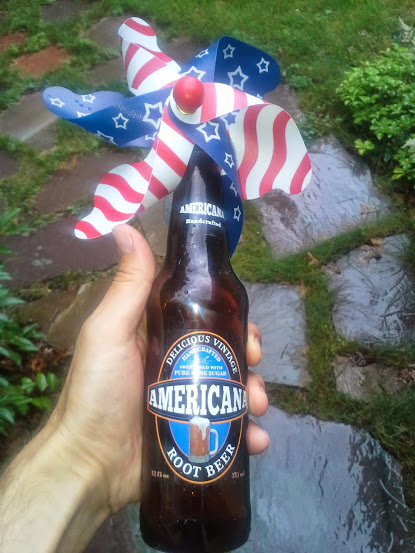 Americana Root Beer
