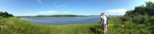The Slocum River