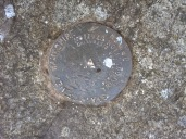 Survey Marker on Belknap