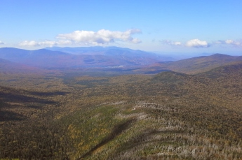 Great Views above tree line