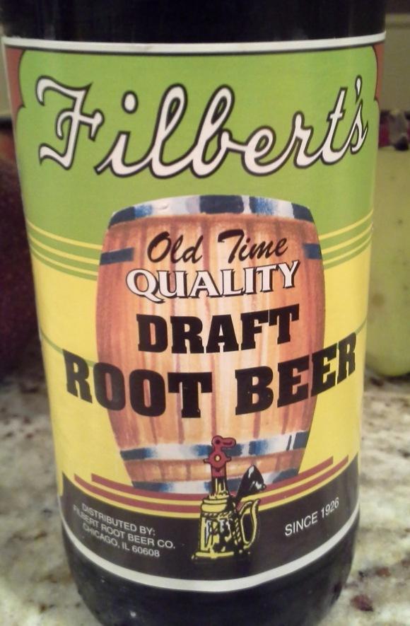 Filbert's Root Beer