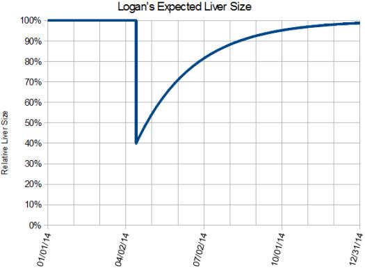 Logan Liver Size
