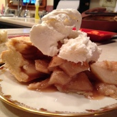 Derek's famous apple pie