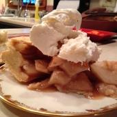 Derek's famous apple pie