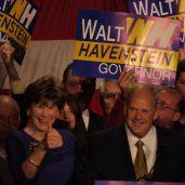 Walt Havenstein's concession speech.