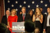 Scott Brown's concession speech.