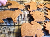 Freshly baked squirrels and bears and foxes.