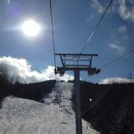 Man! Look at this bluebird day.