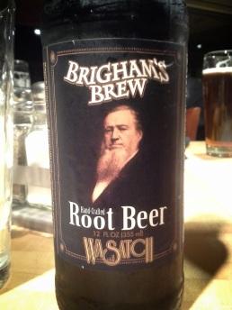 Brigham's Brew Root Beer