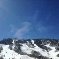 Oh hey, there's Aspen mountain again.