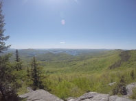 Great View from the ledges