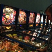 So. Much. Pinball.